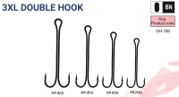DH-706 3XL DOUBLE HOOK