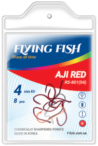 RS-801 AJI RED