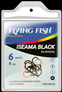 RS-809 ISEAMA BLACK