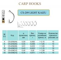 CS-209 LIGHT KAIZU