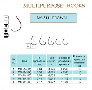 MS-514 PRAWN