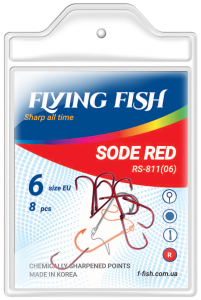 RS-811 SODE RED
